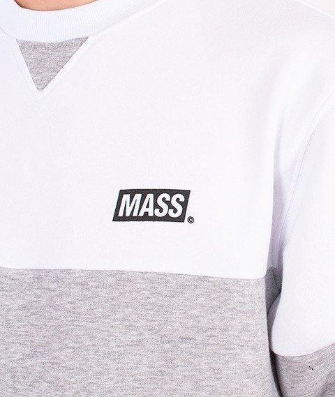 Mass-Horizon Bluza Biała/Szara/Czarna