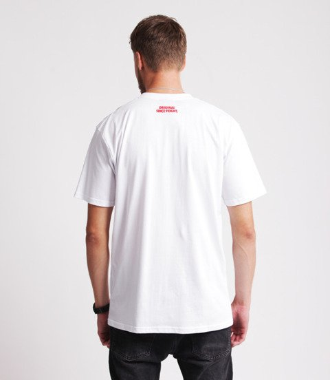 Mass JAM T-Shirt Biały