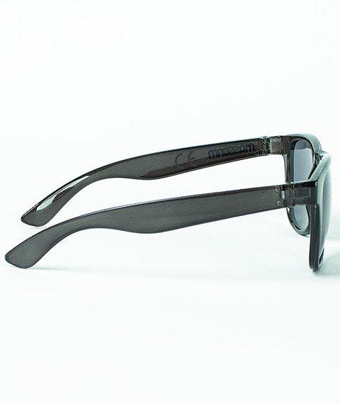 Mass-John Sunglasses Transparent Black
