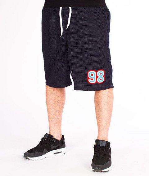 Mass-Liberty Spodnie Szorty Navy