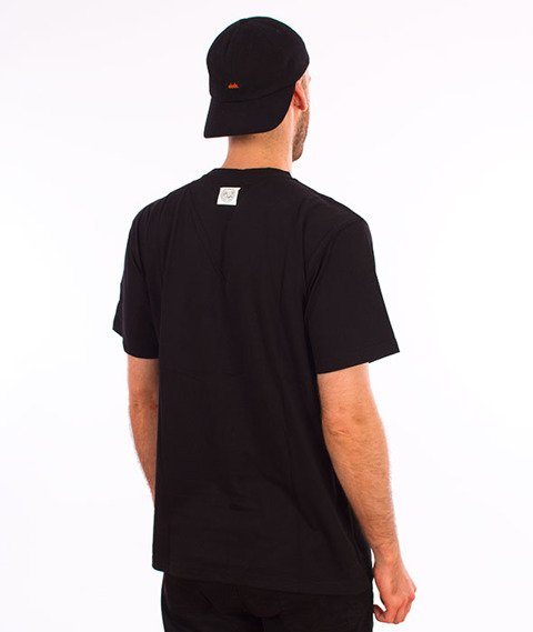 Mass-Line Up T-Shirt Black