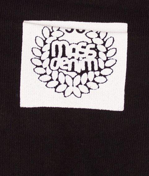 Mass-Line Up T-Shirt Black