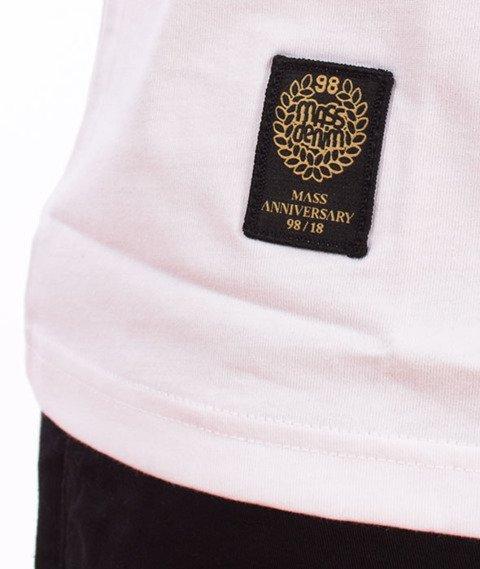 Mass-Line Up T-Shirt White