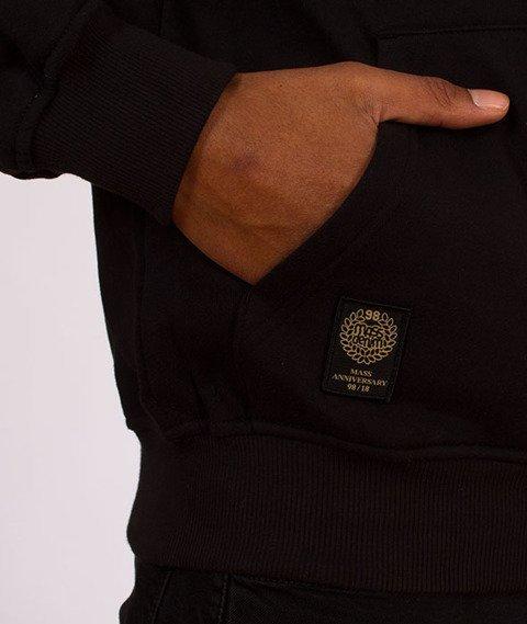 Mass-Marker Bluza Kaptur Black