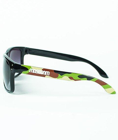 Mass-Paul Sunglasses Woodland Camo
