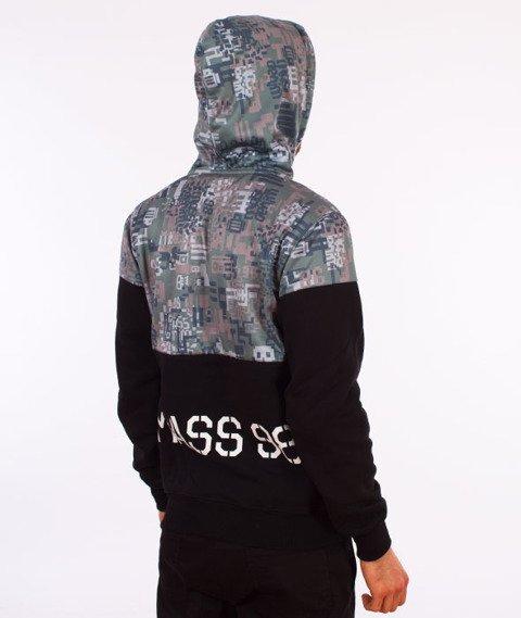 Mass-Pixel Hoody Bluza Kaptur