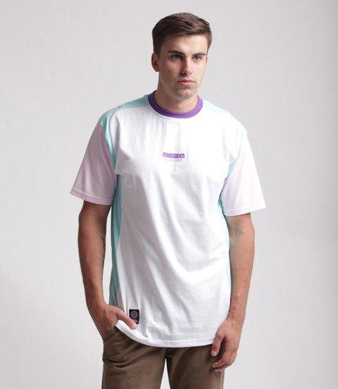 Mass Premiere T-Shirt Biały