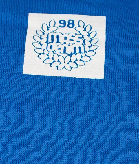Mass-Respect Bluza Kaptur Blue/Navy