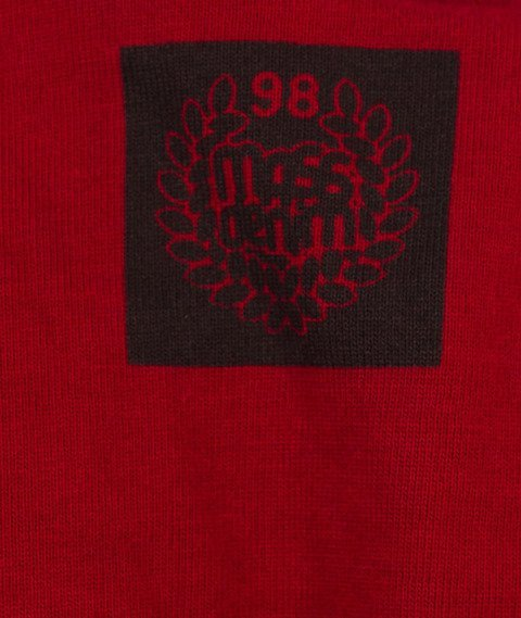 Mass-Return T-shirt Claret