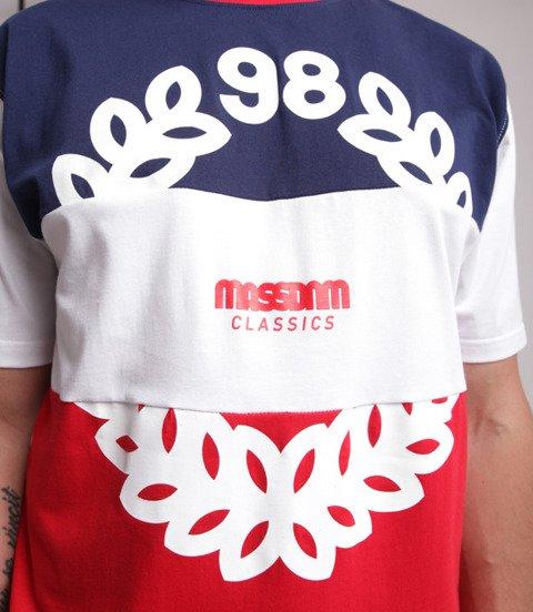 Mass Rocket T-Shirt Biały