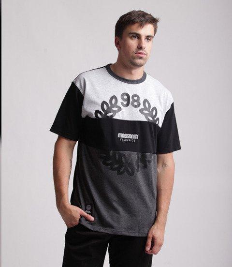 Mass Rocket T-Shirt Czarny