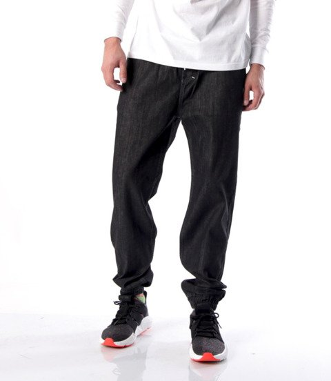 Mass SIGNATURE Jogger Jeans Black Rinse