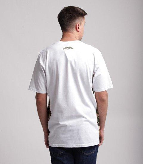 Mass Shelter T-Shirt Biały