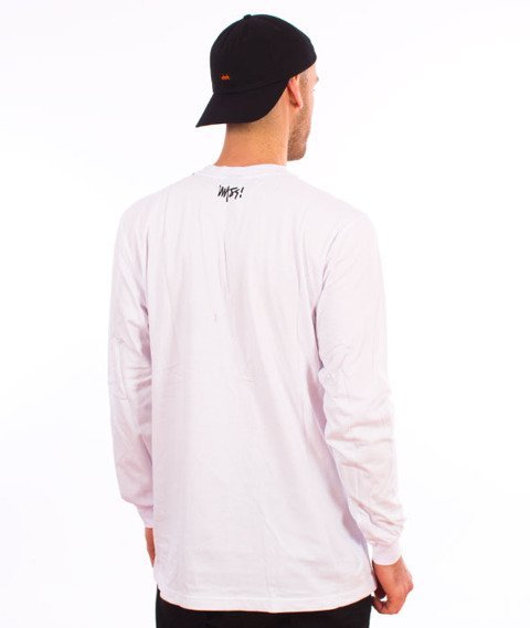 Mass-Signature Longsleeve White
