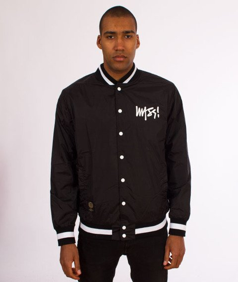 Mass-Signature SS Jacket Kurtka Black