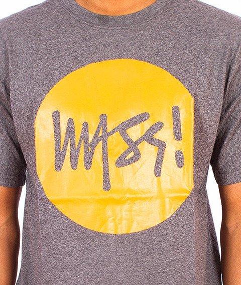 Mass-Signature T-shirt Grafitowy