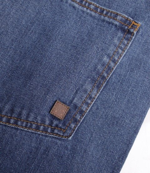 Metoda JOGGER REGULAR Jeans Średnie Spranie