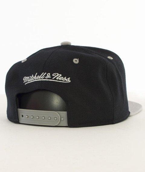 Mitchell & Ness-2 Tone Team Arch Los Angeles Kings Snapback ND12Z Czarny/Szary