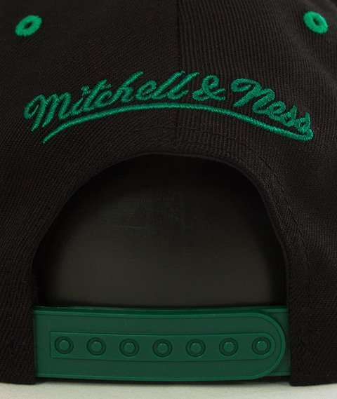 Mitchell & Ness-Boston Celtics Team Logo 2-Tone Snapback INTL151