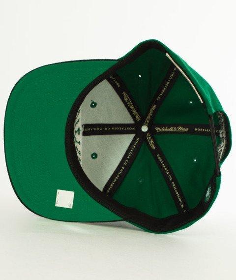 Mitchell & Ness-Boston Celtics XL Logo Two Tone NM04Z
