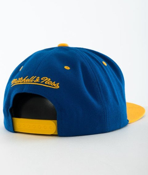 Mitchell & Ness-Golden State Worriors Team Arch SB Czapka EU1129