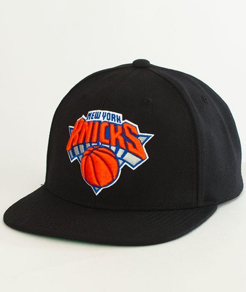 Mitchell & Ness-New York Knicks Solid Team Snapback NL99Z