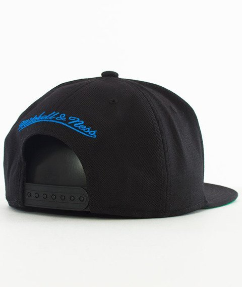 Mitchell & Ness-Orlando Magic Solid Team Colour Snapback NZ979 Black