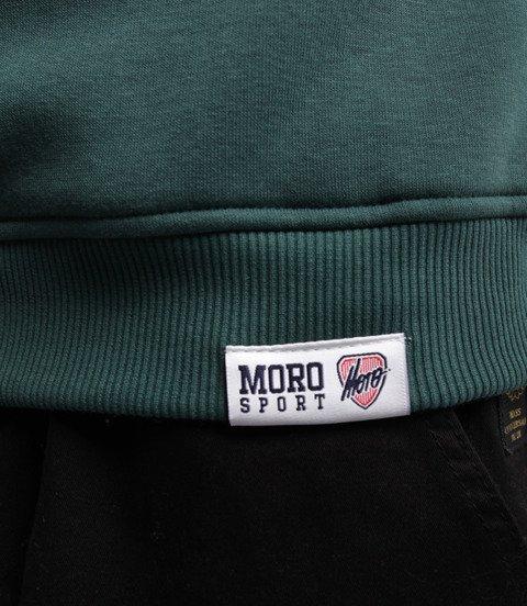 Moro Sport Mini Paris Bluza bez kaptura Zielony