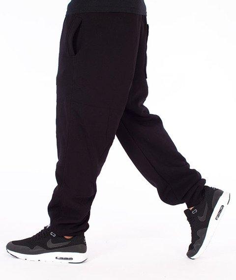 Moro Sport-Paris Spodnie Dresowe Czarne