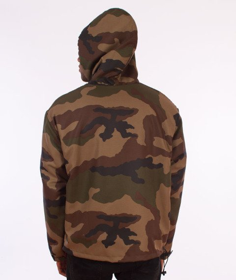 Moro Sport-Paris Windbreaker Jacket Kurtka Camo