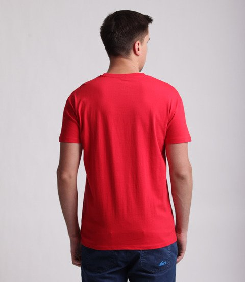 Moro Sport ParisT-Shirt Czerwony