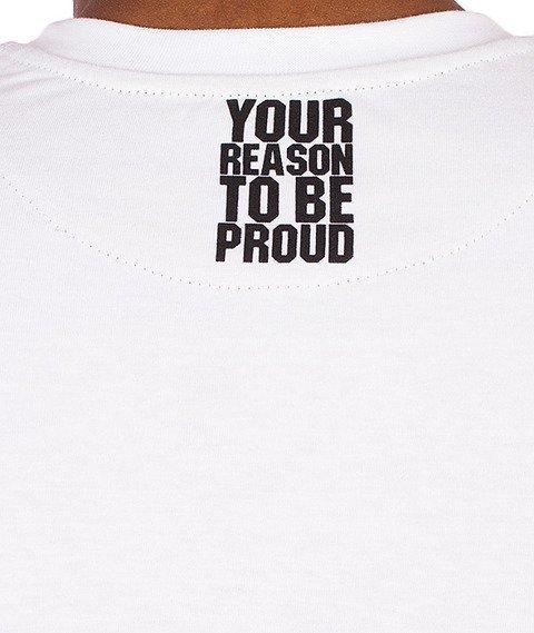 Moro Sport-Sport T-Shirt Biały