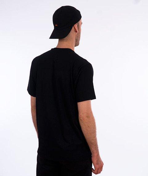 NNJL-3D Logo T-shirt Czarny