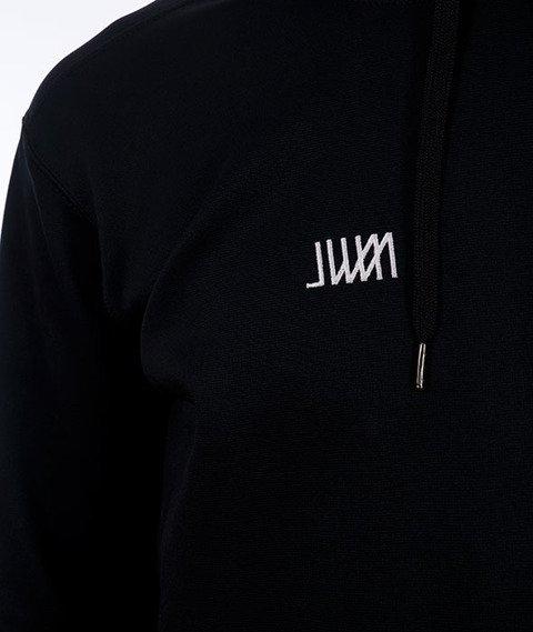 NNJL-Mirror Bluza Kaptur Czarna