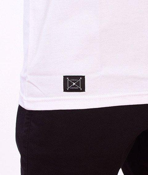 Nervous-Back To T-Shirt White