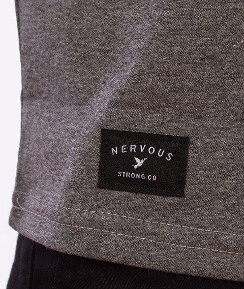 Nervous-Forces T-Shirt Szary