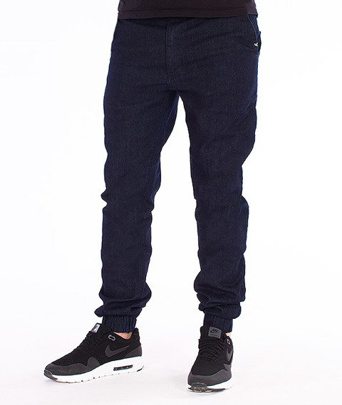 Nervous -Jogger Jeans Fa16 Spodnie Indigo