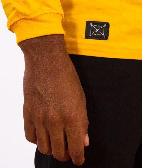 Nervous-Longsleeve F17 Rose Żółty