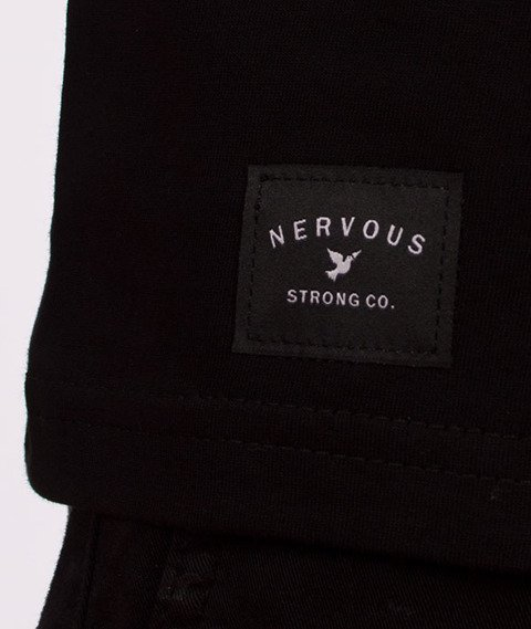 Nervous-Moonwalk Su18 T-shirt Black