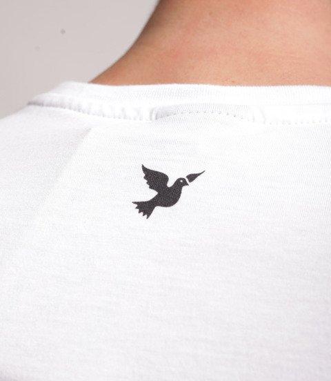 Nervous SS19 Icon T-Shirt Biały