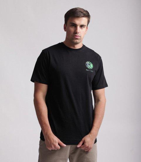Nervous SS19 Profile T-Shirt Czarny