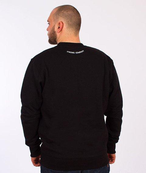 Nervous-Shield Bluza Czarna/Biała