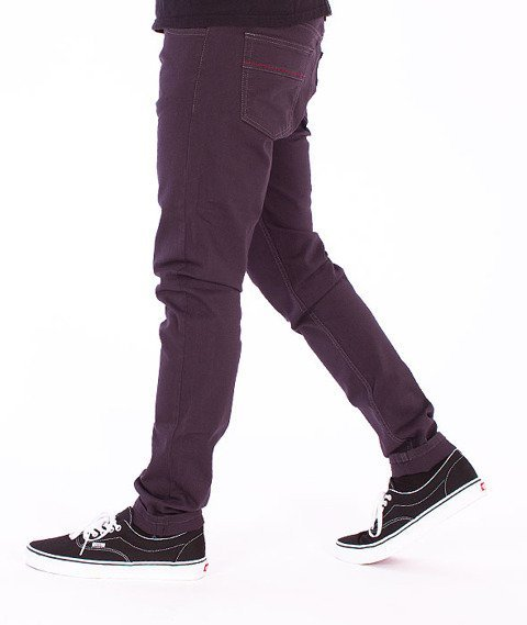 Nervous-Spodnie TurboStretch CT Grey