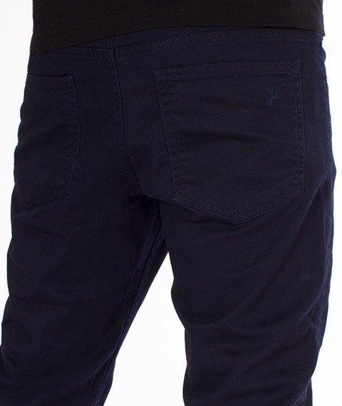 Nervous-Spodnie Turbostretch CT Sp18 Navy
