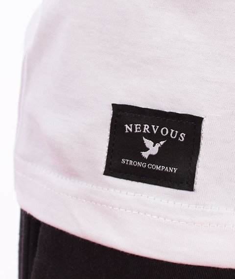 Nervous-Web T-shirt White