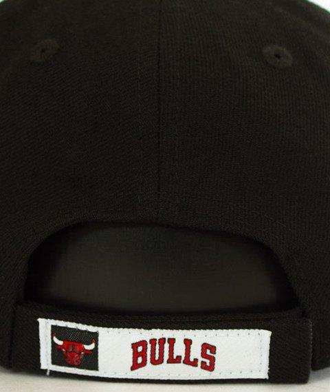 New Era-Chicago Bulls NBA Team 9Forty Czapka z Daszkiem Czarna