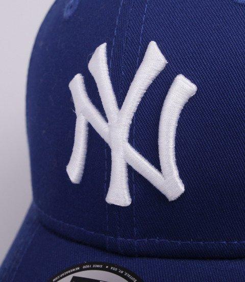 New Era NEW YORK YANKEES 9Forty Czapka z Daszkiem Niebieski