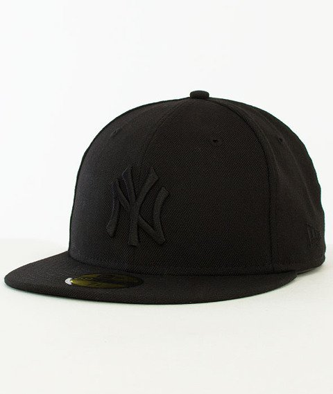 New Era-New York Yankees Czarna/Czarna