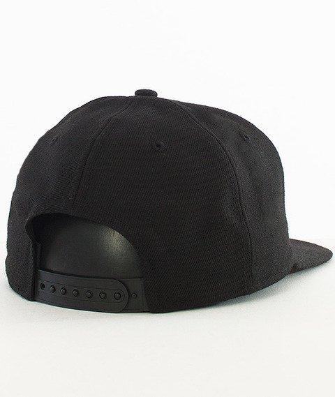 New Era-Yankees Wool Snapback Black