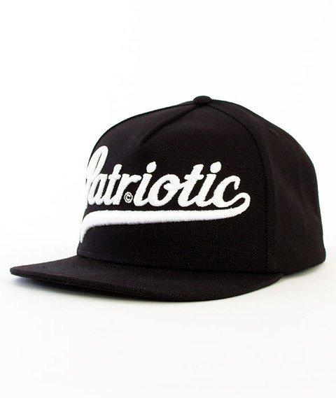 Patriotic-Athletic Snapback Czarny